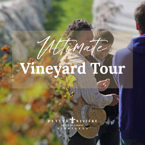 Pair of Ultimate Vineyard Tour Tickets