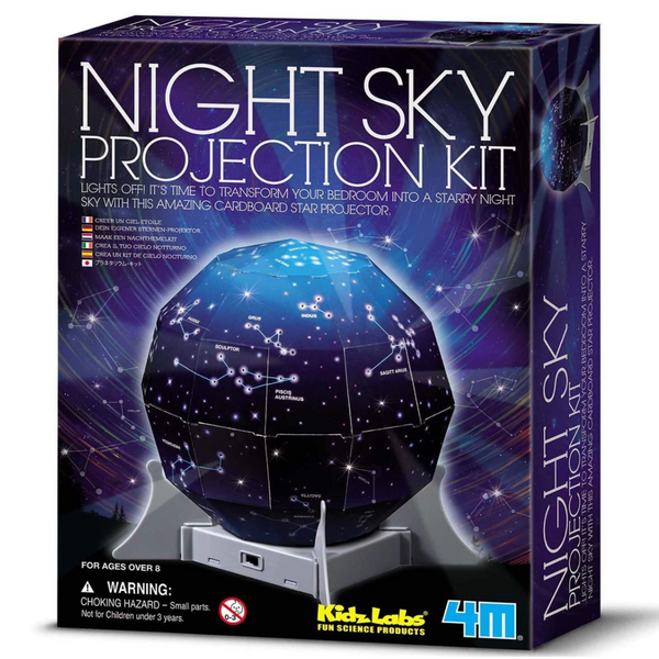 Create A Night Sky Projection Kit