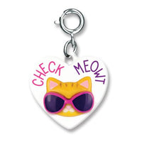Check Meowt Mirror Charm