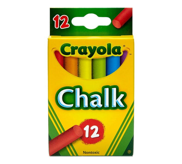 Chalk Color, 12 ct