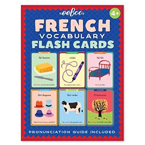 Flash Cards: French