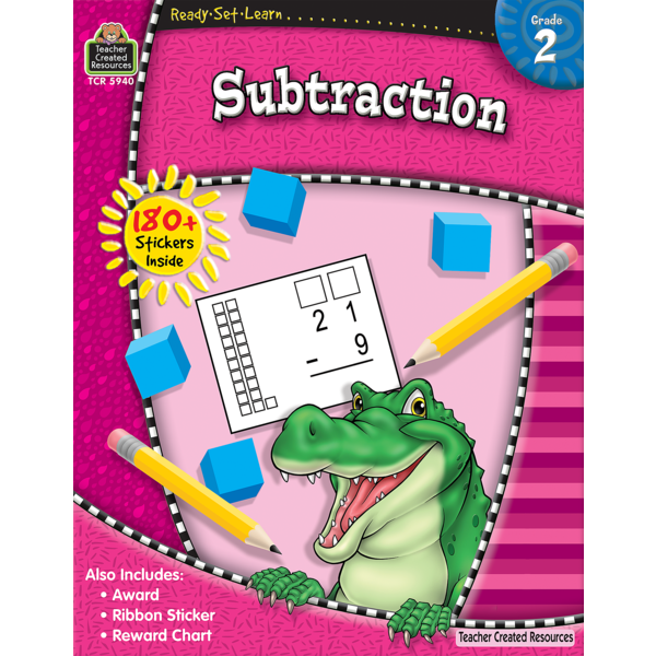 Subtraction: Grade 2