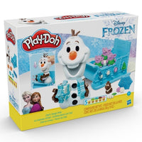 Play-Doh Frozen II: Olaf's Sleigh Ride