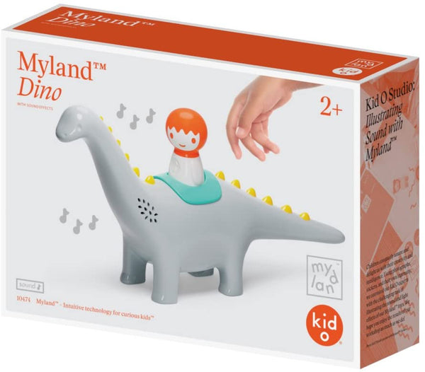 Myland Dino & Figure with Sound