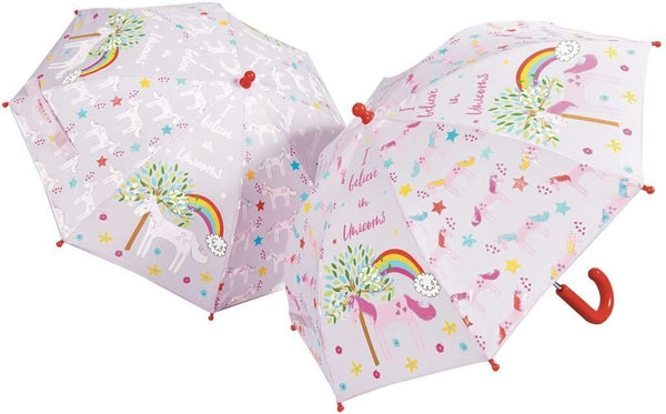 Color Changing Umbrella: Fairy Unicorn