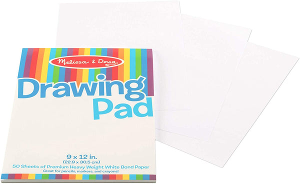 9x12 Drawing Pad