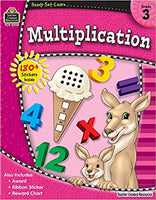 Multiplication: Grade 3