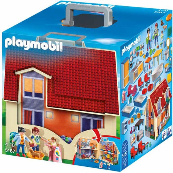 Playmobil: Take Along Modern Doll House