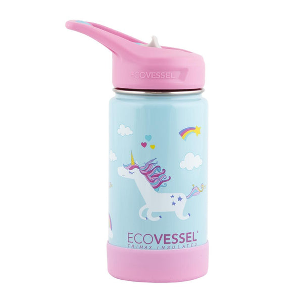 Frost: Insulated Unicorn Water bottle (12oz)