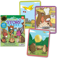 Create and Tell Me A Story Cards: Animal Village