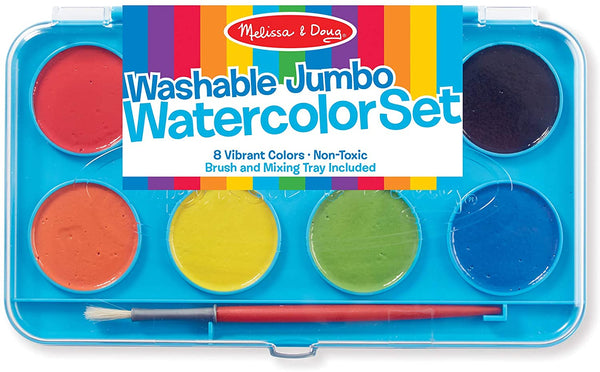 Jumbo Watercolor Set