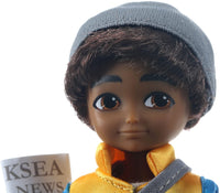 Lottie Doll: Junior Reporter Sammi