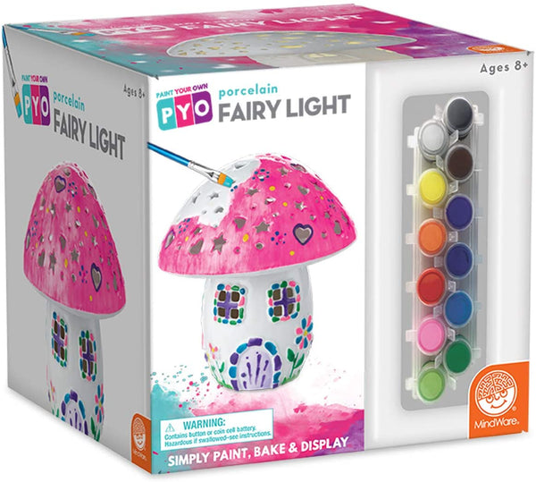 Paint Your Own: Fairy Light