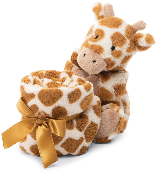 Soother Blanket: Bashful Giraffe