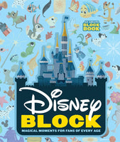 AlphaBlock Disney, Board Book
