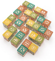 Wooden Spanish Blocks