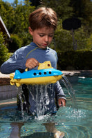 Green Toys: Submarine, Yellow
