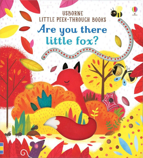 Are You There Little Fox? Board Book