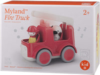 Myland Fire Truck with Lights & Sounds