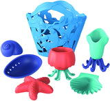 Green Toys Oceanbound Tide Pool Set