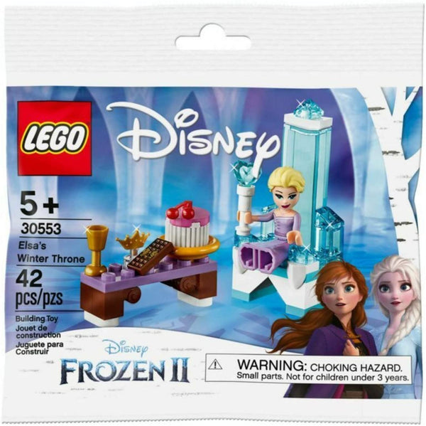Lego Princess Frozen II: Elsa's Winter Throne