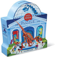 Day at the Dinosaur Museum 48pc Puzzle