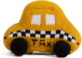 Knit Rattle: NYC Taxi