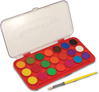 Deluxe Watercolor Set, 21 colors