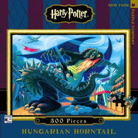 Harry Potter Hungarian Horntail 300pc Puzzle