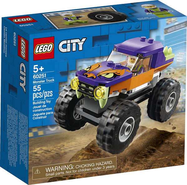 Lego City: Monster Truck