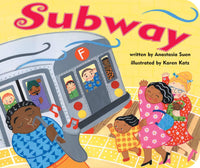 Subway, Board Book
