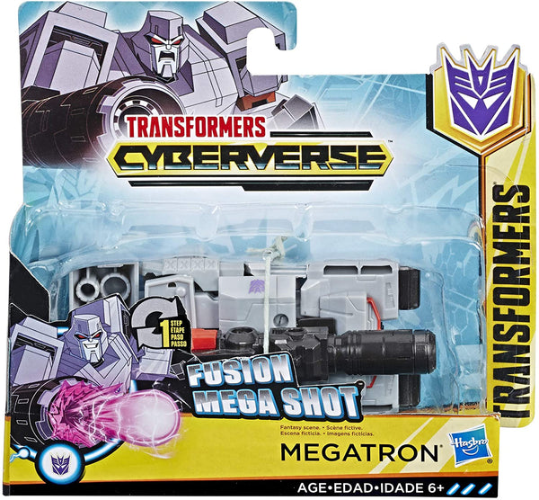 Transformers 1-Step Changers: Mega Tron