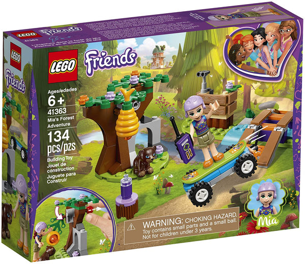 Lego Friends: Mia's Forest Adventure