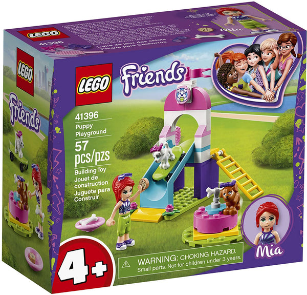 Lego Friends: Puppy Playground