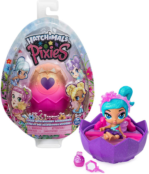 Hatchimals Pixies Doll & Accessories