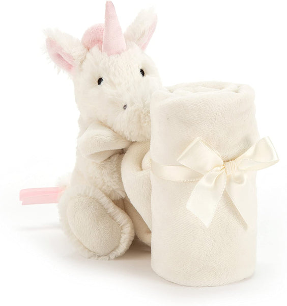 Soother Blanket: Bashful Unicorn