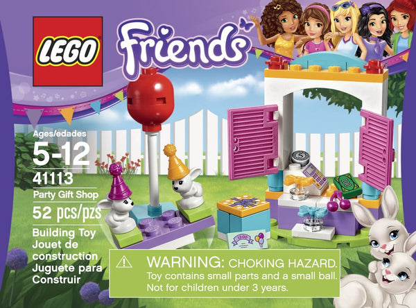 Lego Friends: Party Gift Shop