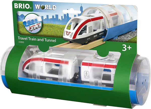 Travel Train & Tunnel