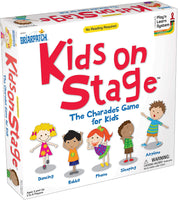 Kids on Stage: Charades