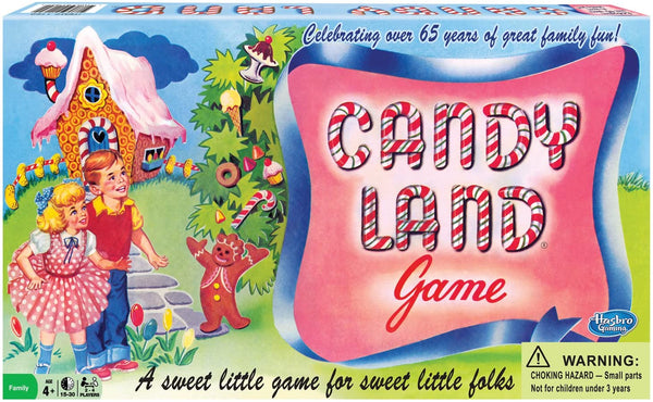 Candy Land: 65th Anniversary Game