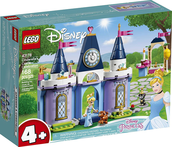 Lego Disney: Cinderella's Castle Celebration