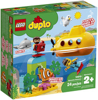 Lego Duplo: Town Submarine Adventure