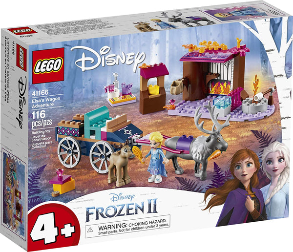 Lego Disney Frozen II: Elsa's Wagon Carriage Adventure