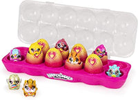 Hatchimals CollEGGtibles Glamfetti 12-Pack Egg Carton