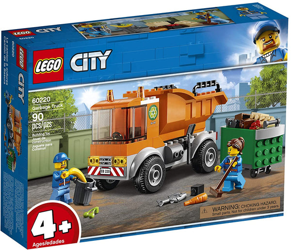 Lego City: Garbage Truck