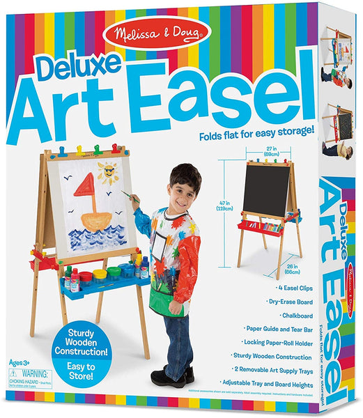 Deluxe Magnetic Art Easel