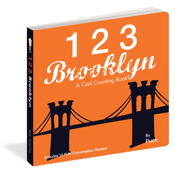 123 Brooklyn, Board Book