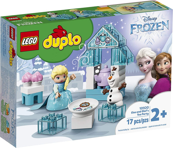 Lego Duplo Disney: Elsa and Olaf's Tea Party