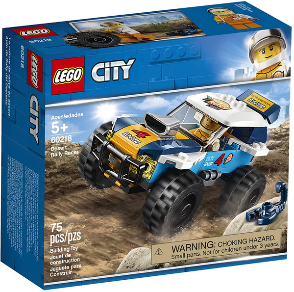 Lego City: Great Vehicles Desert Rally Racer