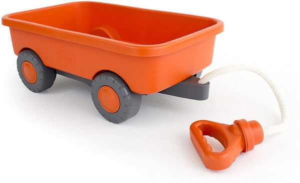 Green Toys Wagon, Orange